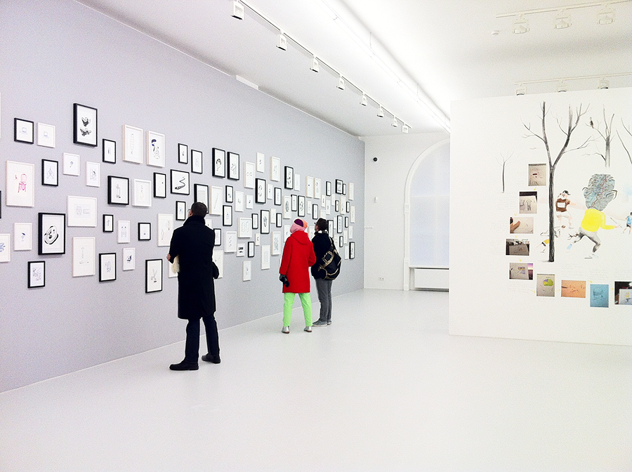 Ausstellung: Christoph Niemann