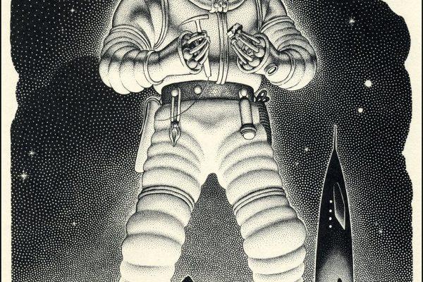 SPACE TRAVEL Spacesuit