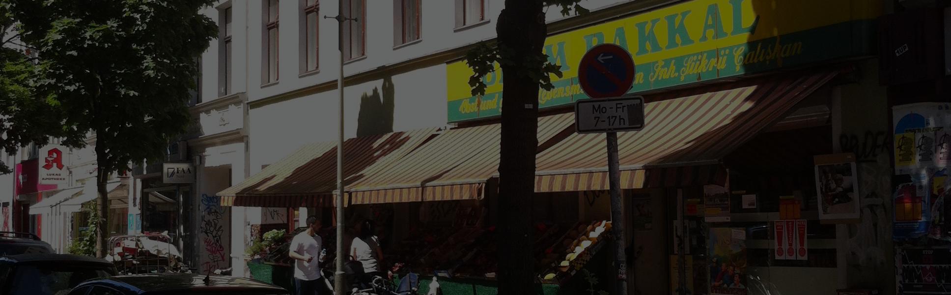 #bizimkiez – Für den Erhalt der Nachbarschaft im Wrangelkiez